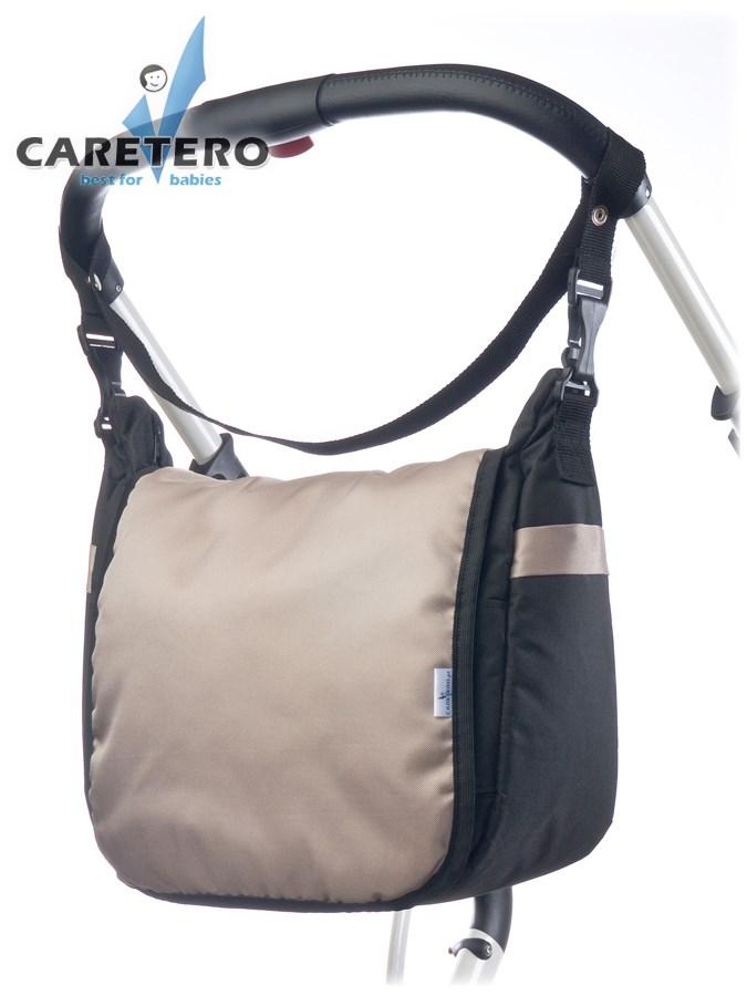 Taška na kočík CARETERO - cappuccino