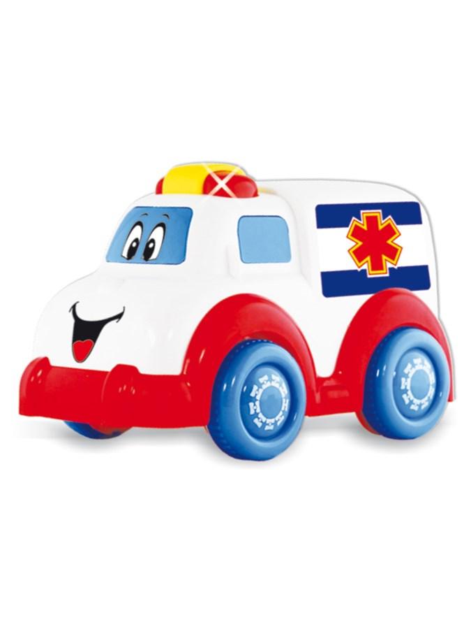 Edukačná hračka Baby Mix Ambulancia