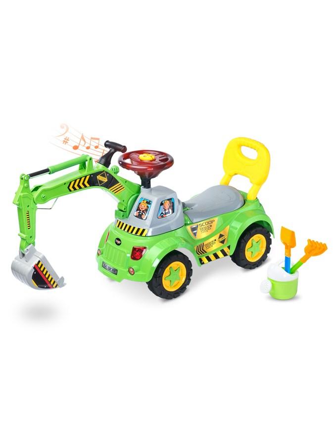 Detské jezdítko Toyz Scoop green