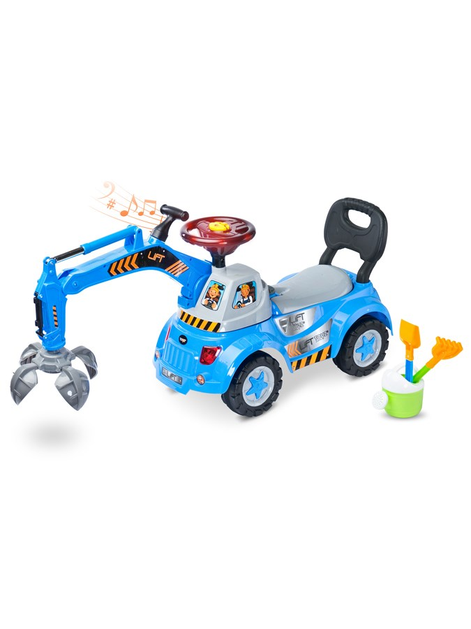 Detské jezdítko Toyz Lift blue