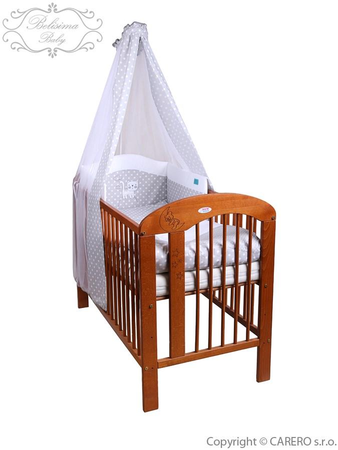 5-dielne posteľné obliečky Belisima Balón 90/120 biele
