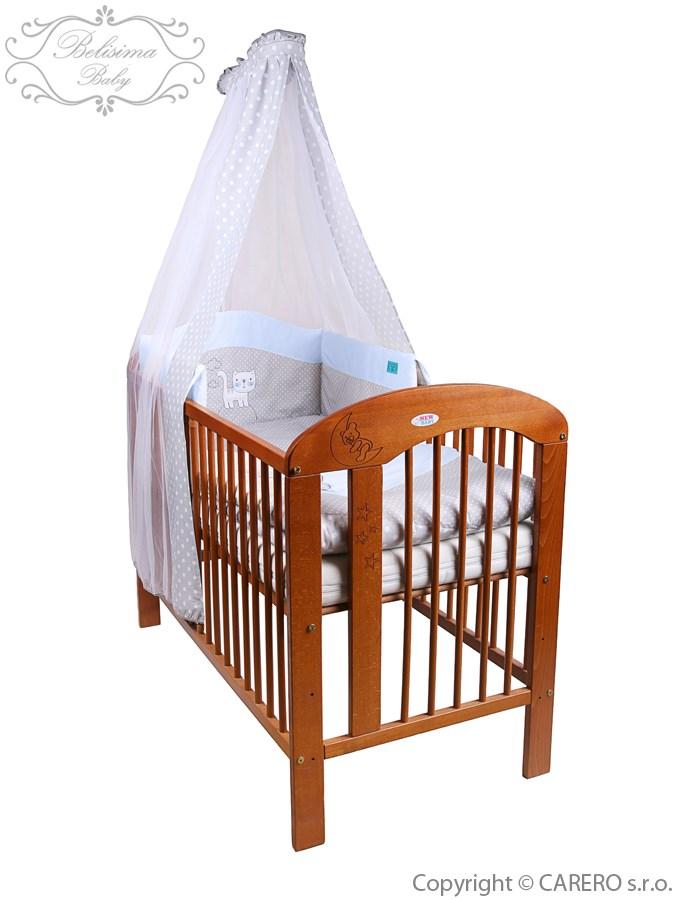 5-dielne posteľné obliečky Belisima Balón 100x135 modré