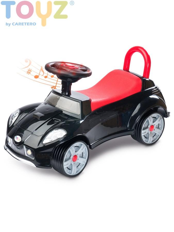 Detské Jezdítko Toyz Cart black