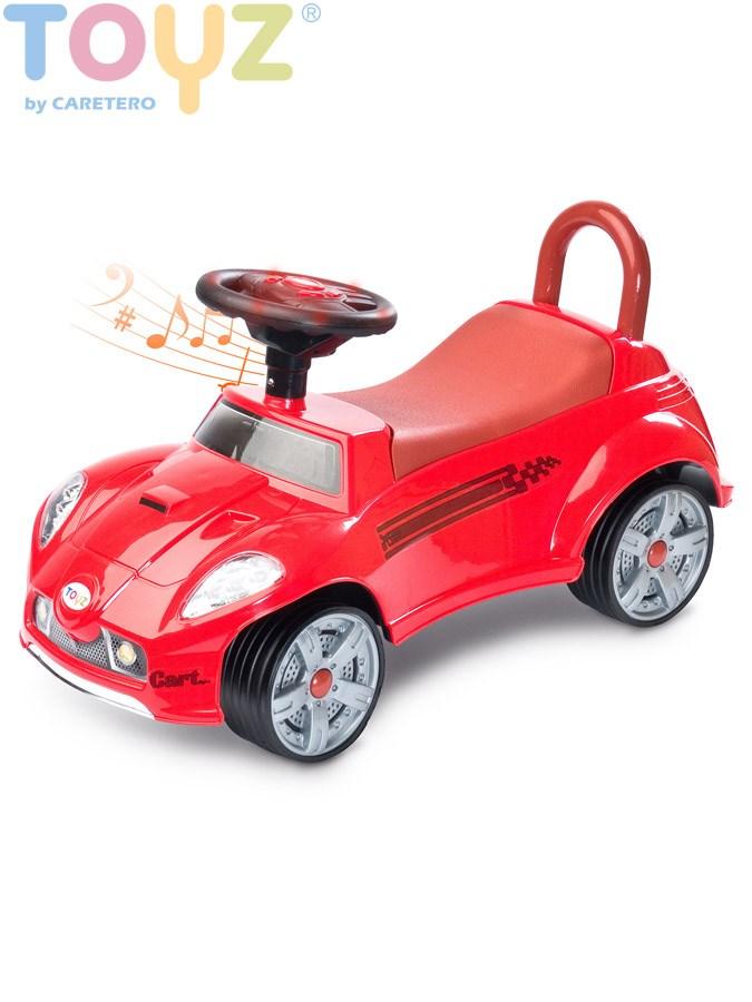 Detské jezdítko Toyz Cart red