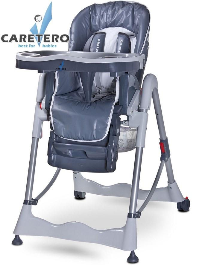 Stolička CARETERO Magnus Classic grey