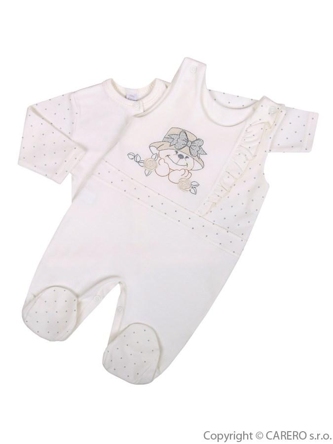 2-dielna kojenecká súprava Koala Natálka bežová