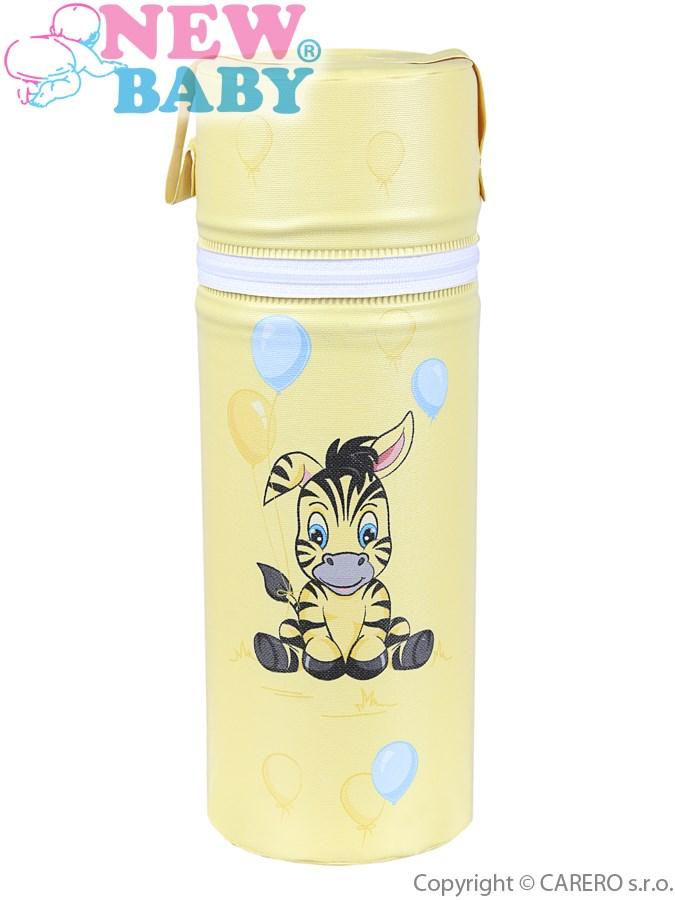 Termoobal Standard New Baby Zebra žltá