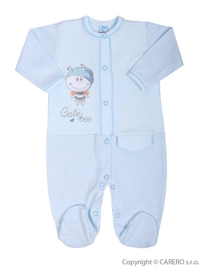 Dojčenský overal Koala Vilík modrý