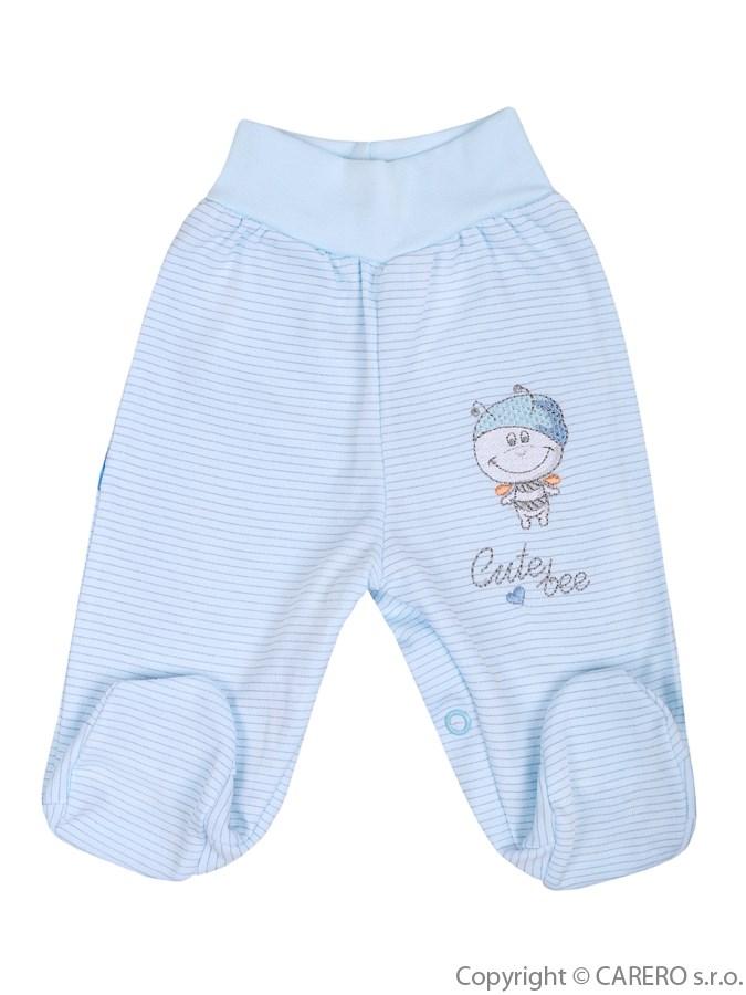 Dojčenské polodupačky Koala Vilko modré